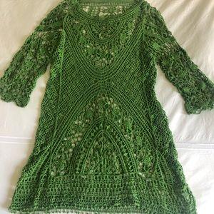 Dresses & Skirts - Crochet dress